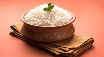 Un bol de riz moins calorique