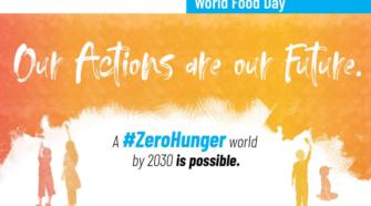Une campagne Zero Faim d'ici 2030 a été lancée