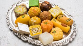 La fête de diwali