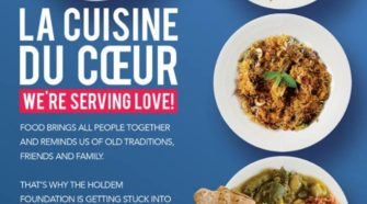 La Cuisine du Coeur : une initiative de la Holdem Foundation