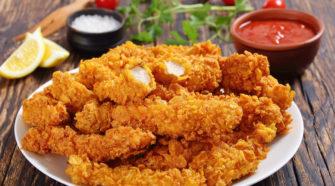 poulet croustillant à la mauricienne