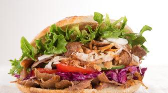 délicieux kebab
