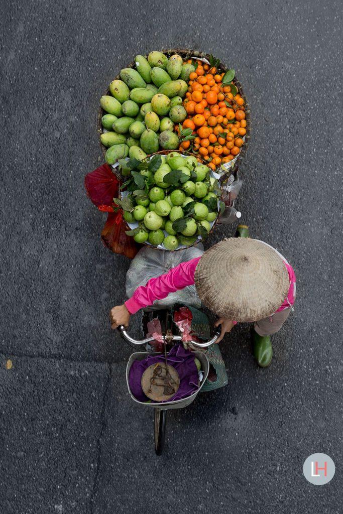 Le marchand de mangues