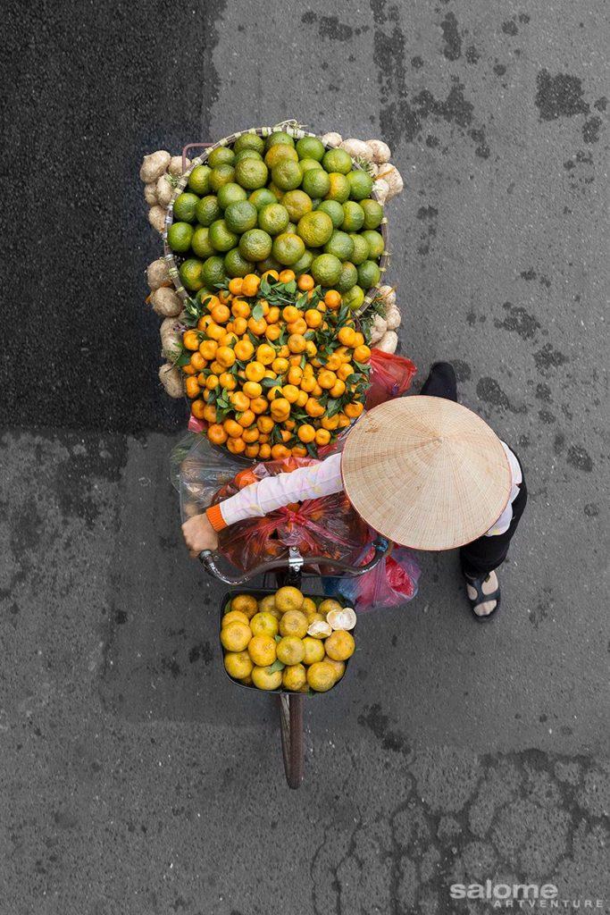 Le marchand de citrons