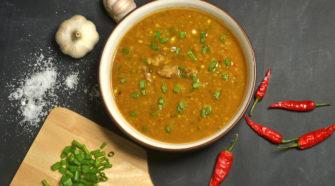 Le halim est une soupe riche et délicieuse