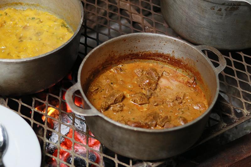 cuisine traditionnelle et authentique