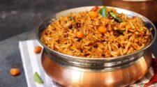 Le riz tamarin - un vrai régal