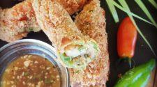 Recette piment farci aux crevettes