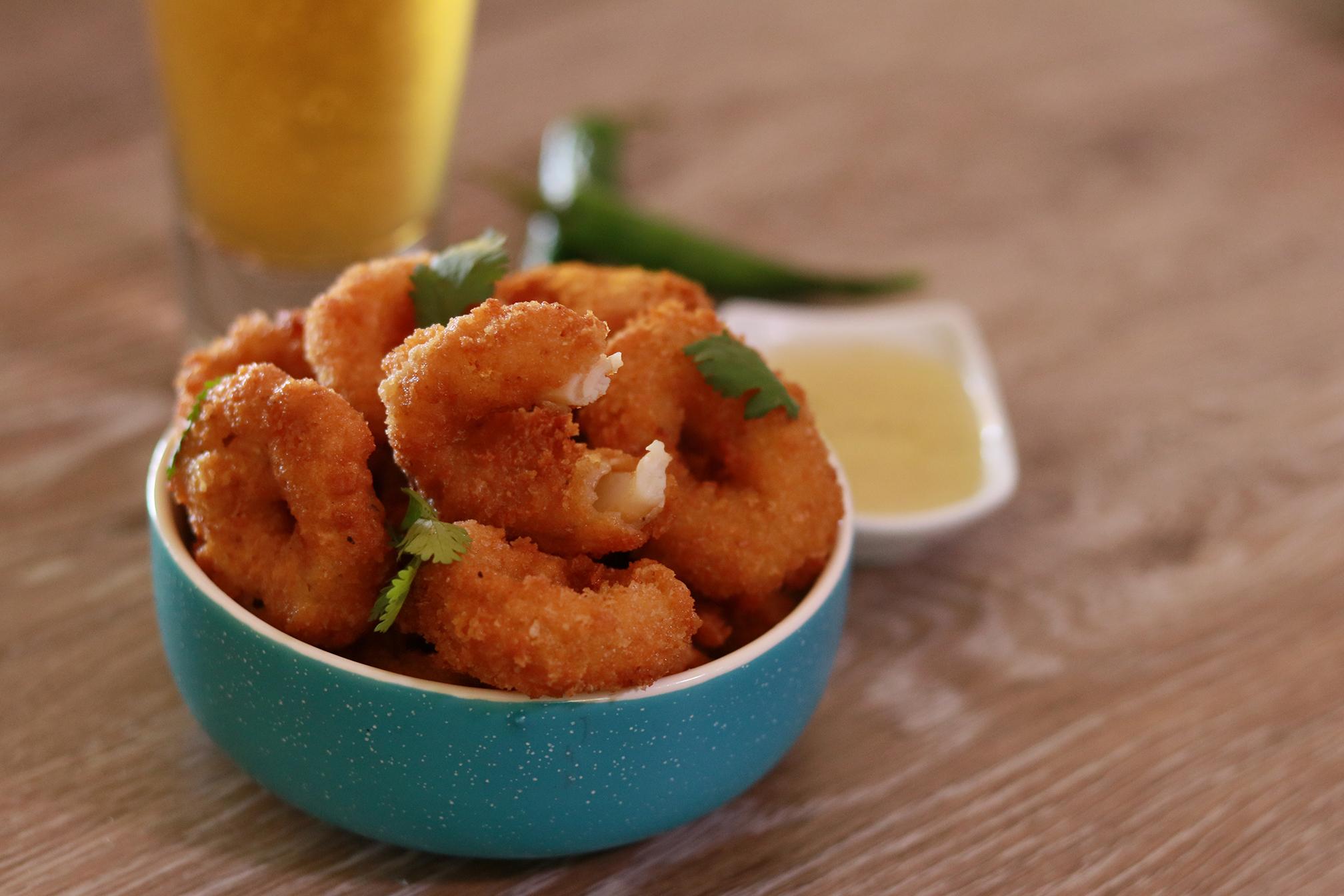 Recette du calamar extra croustillant