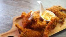 Recette du Spicy Crispy Tender Chicken