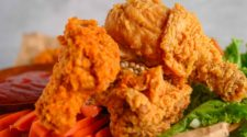 Recette du Spicy Fried Chicken